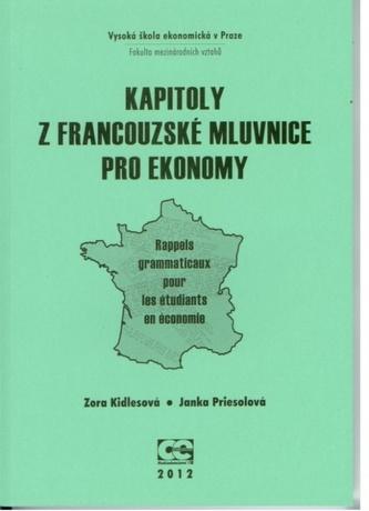 Kapitoly z francouzské mluvnice pro ekonomy