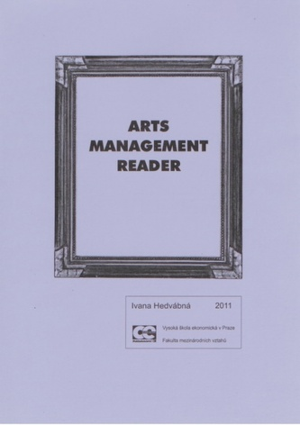 Arts management reader