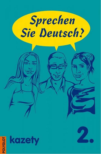 MC - Sprechen Sie Deutsch 2-kazety - Fialková, Drahomíra; kolektív autorov