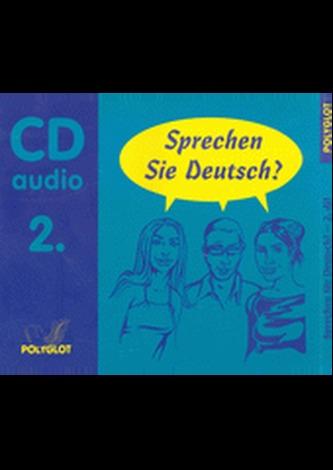 CD-Sprechen sie deutsch 2 - Anna Schneiderová