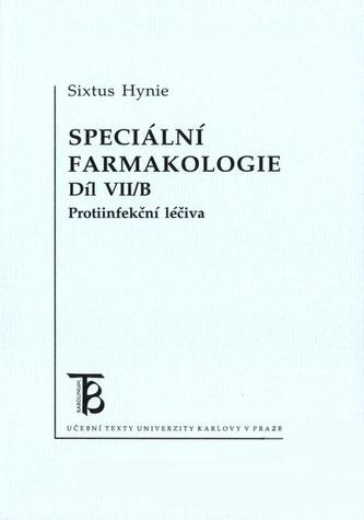 Speciální farmakologie 7/B
