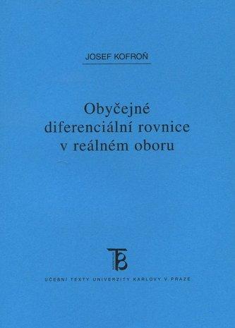 Obyčejné diferenciální rovnice v reálném oboru