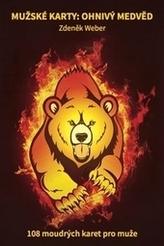 Mužské karty: Ohnivý medvěd