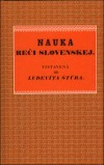 Nauka reči slovenskej 1