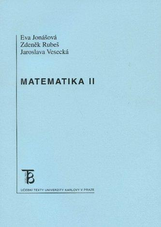 Matematika II