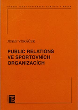 Public Relations ve sportovních organizacích