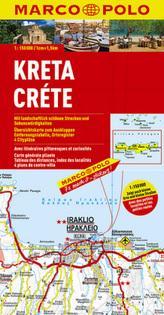 Kréta - mapa 1:150000