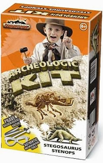 Společenská hra - Archeolog 1(4 druhy)
