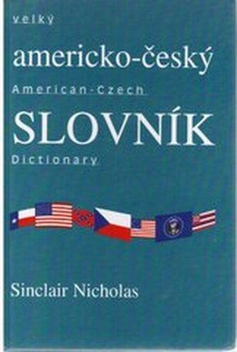 Velký americko-český slovník
