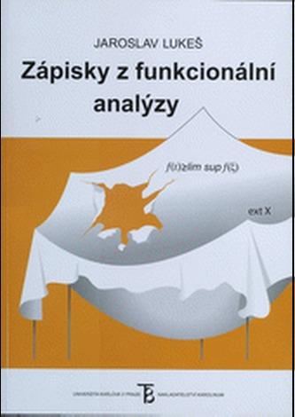 Zápisky z funkcionální analýzy