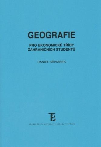 Geografie pro ekonomické třídy zahraničních studentů