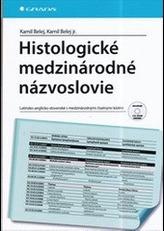 Histologické medzinárodné názvoslovie + CD