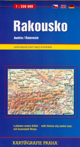 Rakousko  1 : 330 000