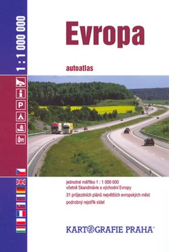 Evropa 1:1 000 000
