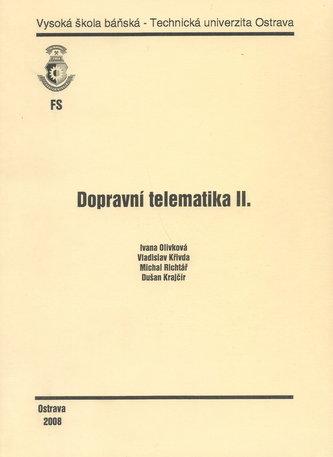 Dopravní telematika II.