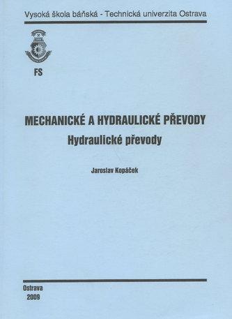 Mechanické a hydraulické převody