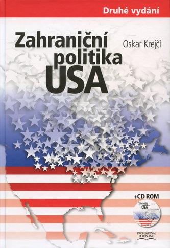 Zahraniční politika USA+CD ROM