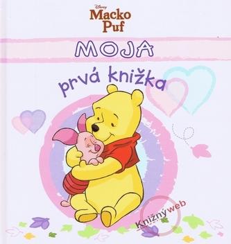 Macko Puf - Moja prvá knižka (ružová)
