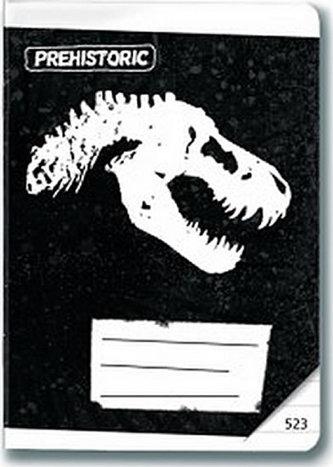 Sešit 523 - Prehistoric Black