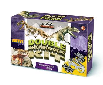 Hra Archeologic DOUBLE KIT - T-Rex