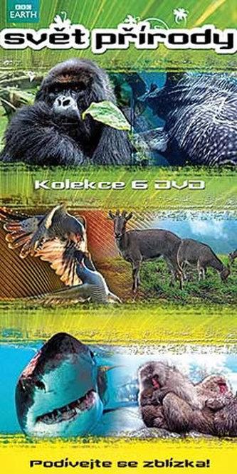 Svět přírody - kolekce 6DVD