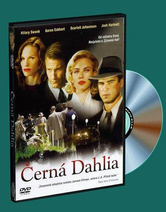Černá Dahlia DVD