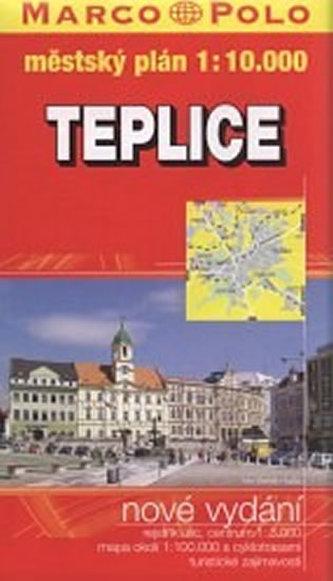Marco Polo - Teplice-mapa