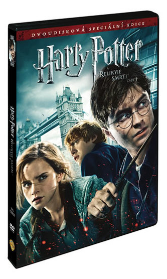 Harry Potter a relikvie smrti 2DVD - 1. část