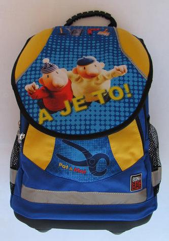 Správný batoh - Pat a Mat