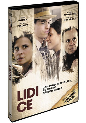 Lidice DVD