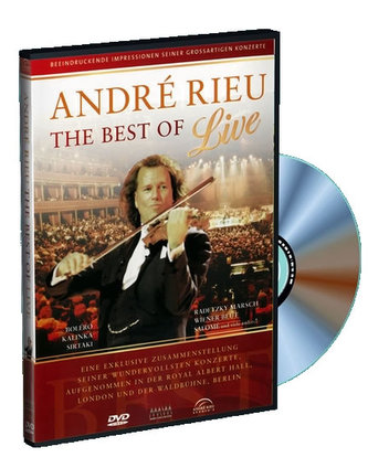 André Rieu - The Best Of Live DVD