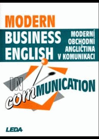 Moderní obchodní angličtina v komunikaci