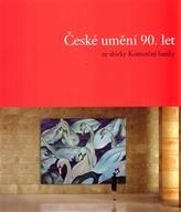České umění 90.let