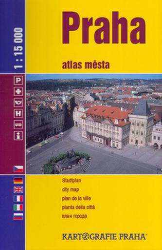 Praha 1:15 000