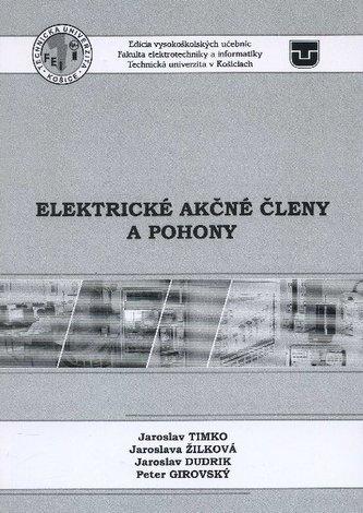 Elektrické akčné členy a pohony
