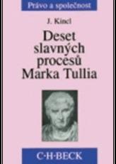 Deset slavných procesů Marka Tullia