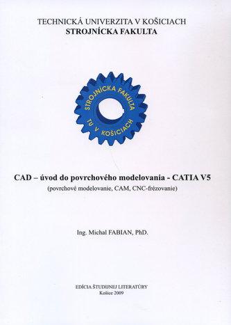 CAD - úvod do povrchového modelovania - CATIA V5