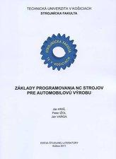 Základy programovania NC strojov pre automobilovú výrobu