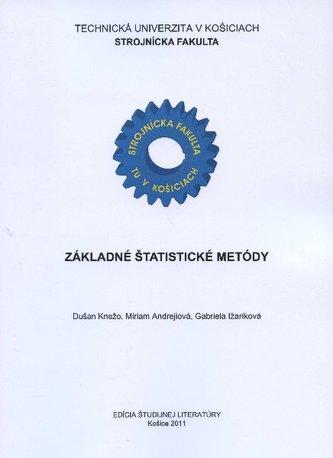Základné štatistické metódy