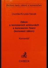 Zákon o koncesních smlouvách a koncesním řízení (Koncesní zákon)
