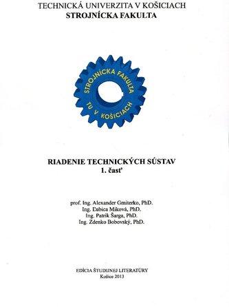 Riadenie technických sústav 1. časť