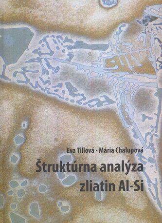 Štruktúra analýza zliatin Al-Si