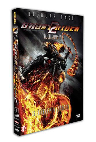 Ghost Rider 2 - Duch pomsty DVD