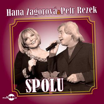 Hana Zagorová & Petr Rezek - Spolu - CD - Hana Zagorová