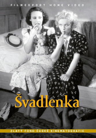 Švadlenka - DVD box