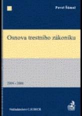 Osnova trestního zákoníku 2004 - 2006