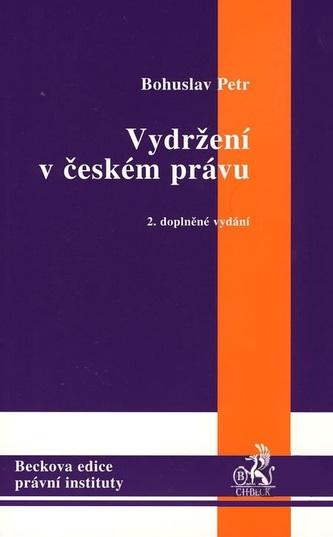 Vydržení v českém právu 2.vydanie