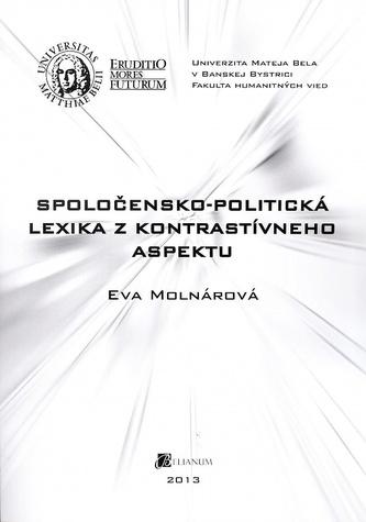 Spoločensko-politická lexika z kontrastívneho aspektu