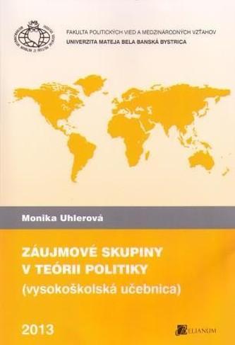 Záujmové skupiny v teórii politiky