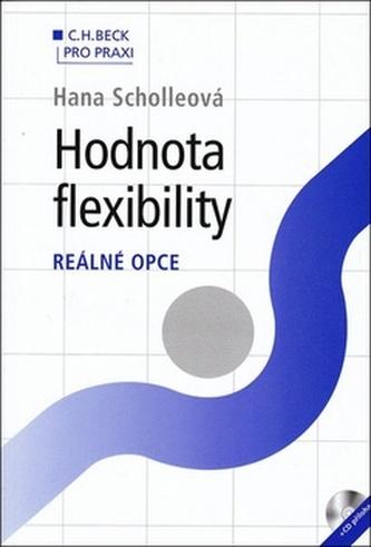 Hodnota flexibility-reálné opce+CD
